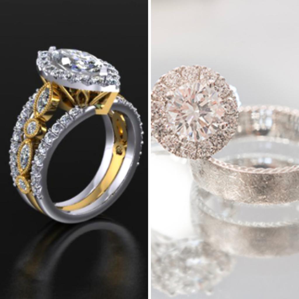 Jewelry from Top Jeweler in Dallas