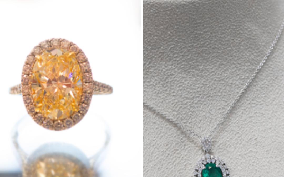 Top jewelry designs in dallas
