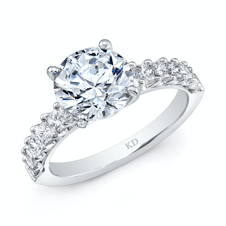 New diamond engagement ring in frisco, tx