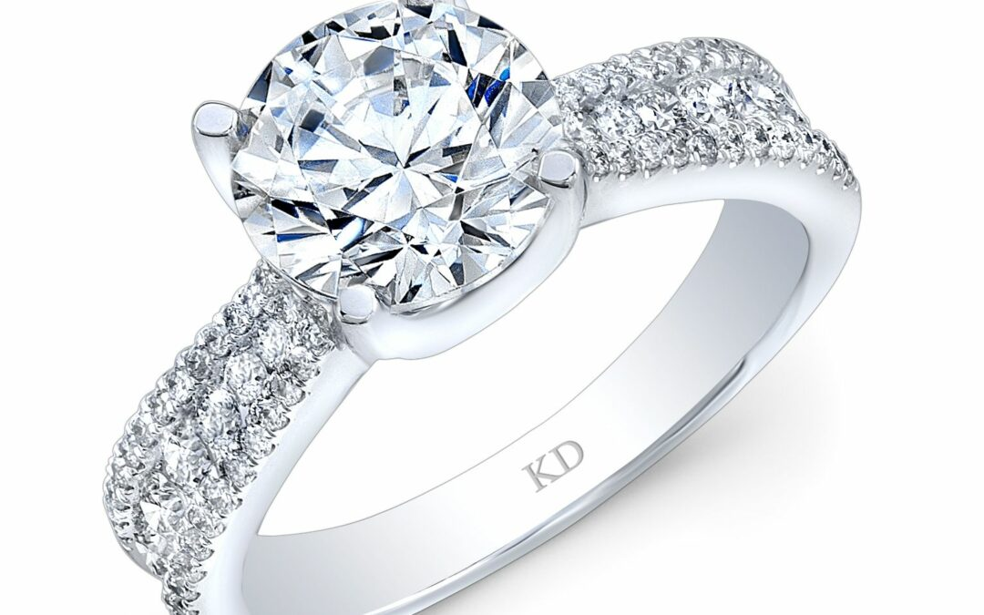 Winter Engagement? See Our Romantic Styles for Engagement Rings!